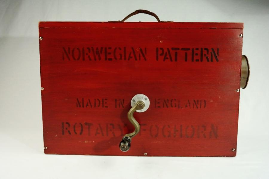 Foghorn Norwegian Pattern, Rotary Boxed – England