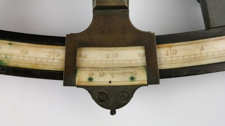 Large Octant, 18 inch – Williams, Hull, 18th century
