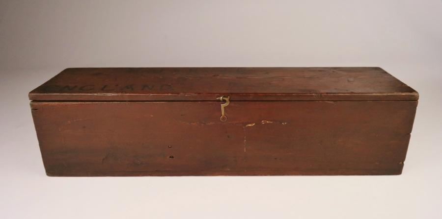 Harpoon towing Log A2 – T. Walker, Birmingham, 19th century