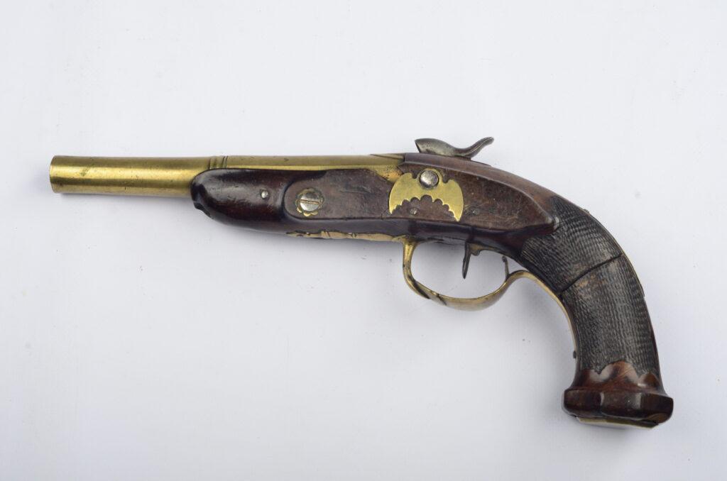 Navy Pistol – France, early 19th century