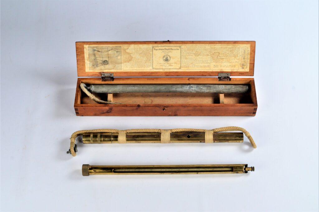 Sigurdsons Atmospheric Sea-sounding Instrument – Weilbach, Copenhagen, Denmark