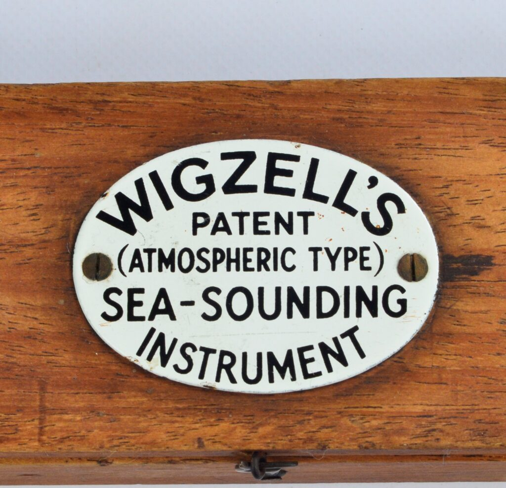Atmospheric Sea-sounding Instrument – Wigzell, London