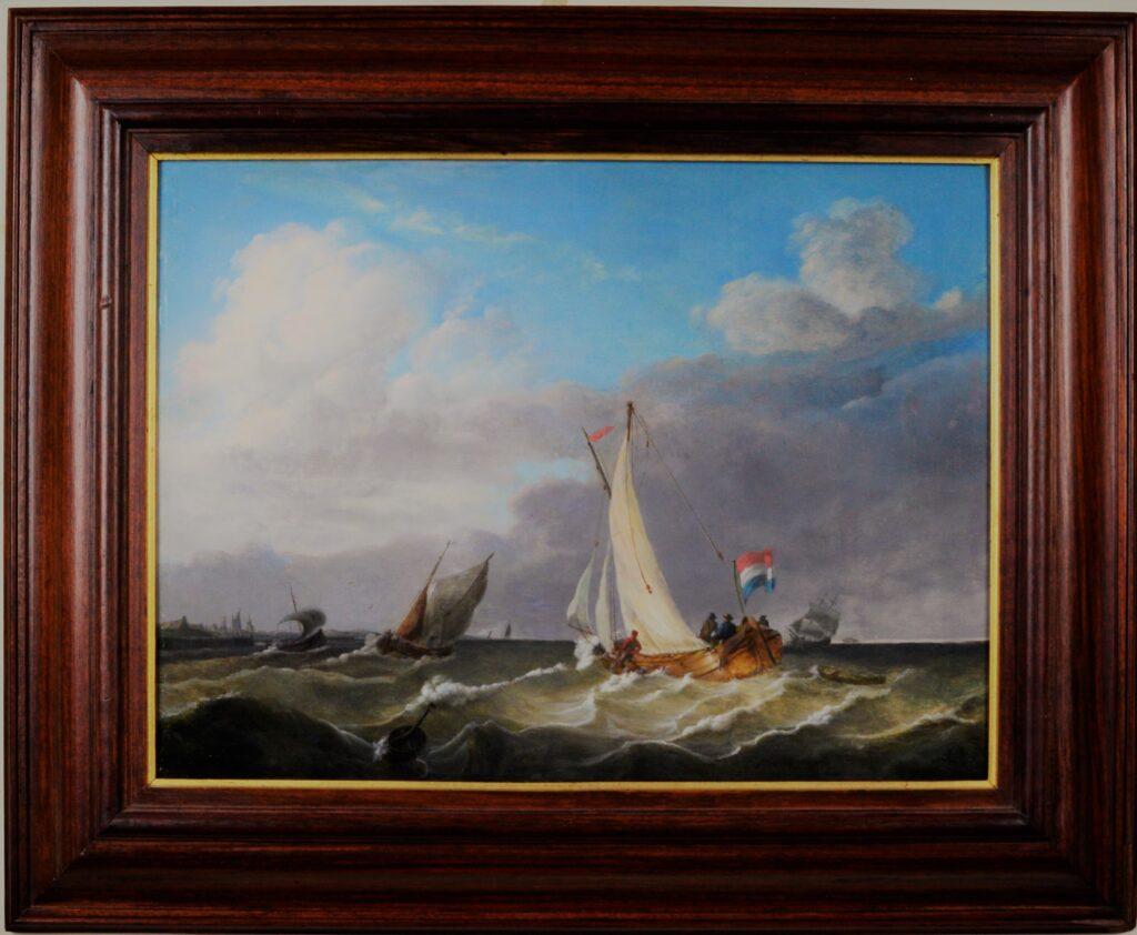J.C. Schotel – Dordrecht, Holland, 1787 – 1838