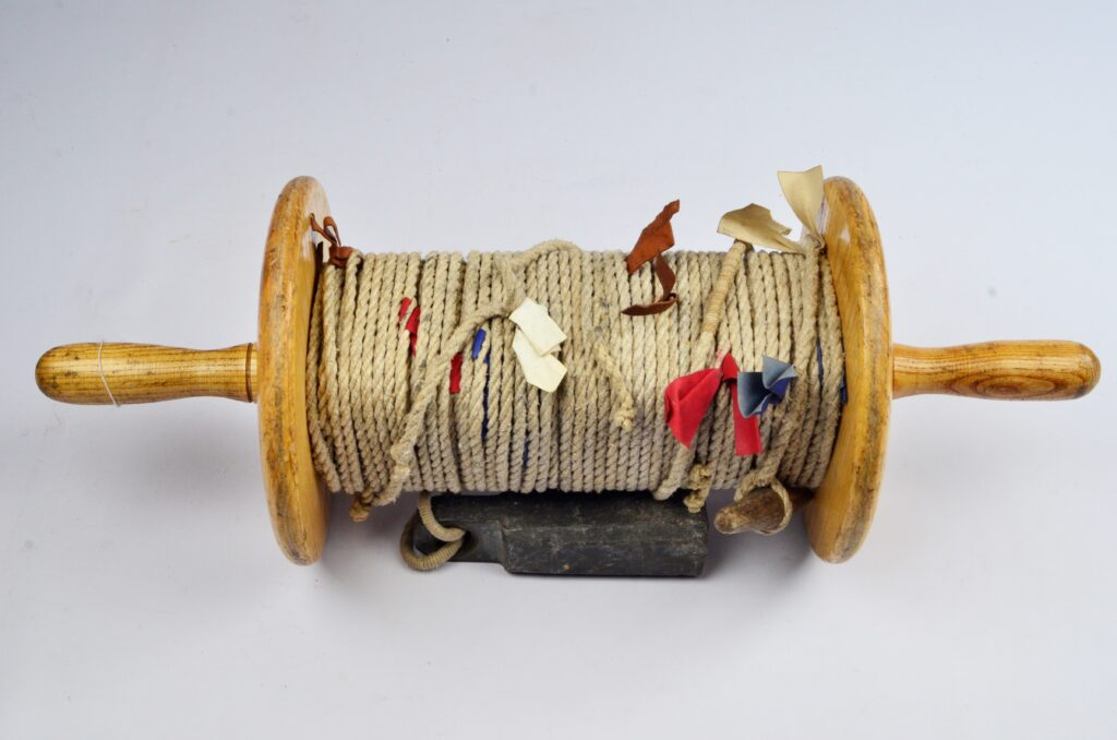 Deep Lead with line for shallow waters – Davis, London, late 19th century