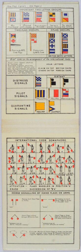 Brown's Signal reminder – Glasgow, England, ca 1969