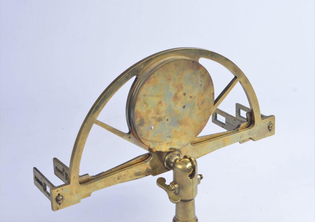 Large and important Graphometer – Lenoir, Paris, ca. 1780