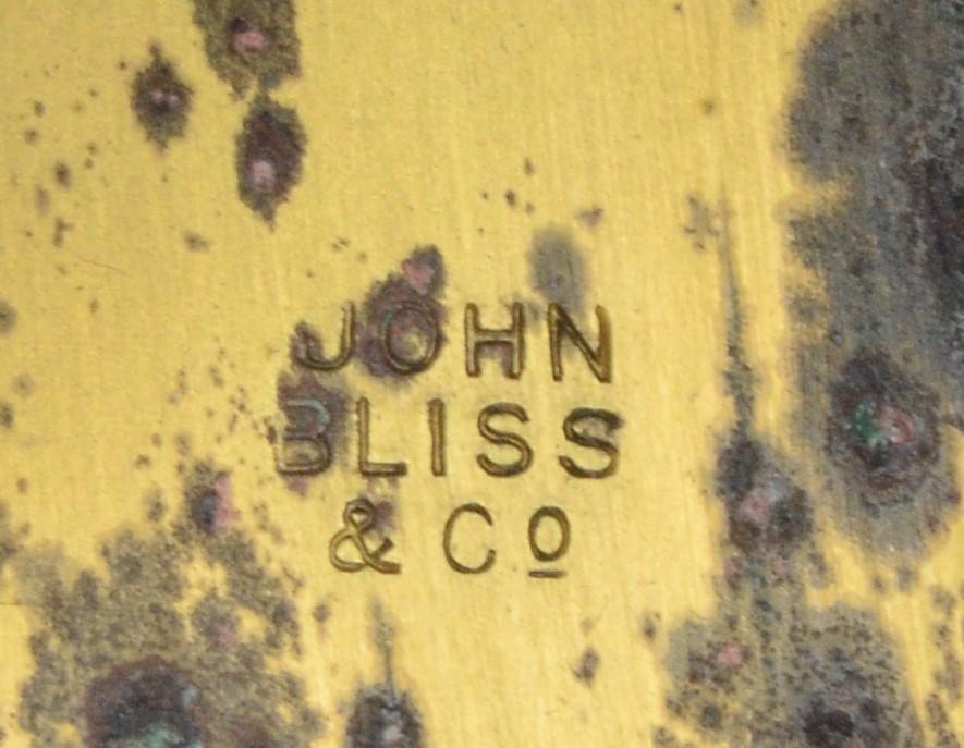 Unused Bliss Taffrail Log – John Bliss & Co, New York