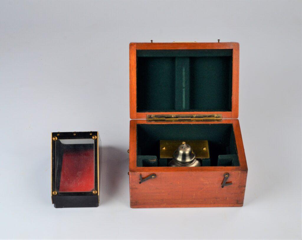 Rare artificial Horizon – Sewill, Liverpool, ca. 1850