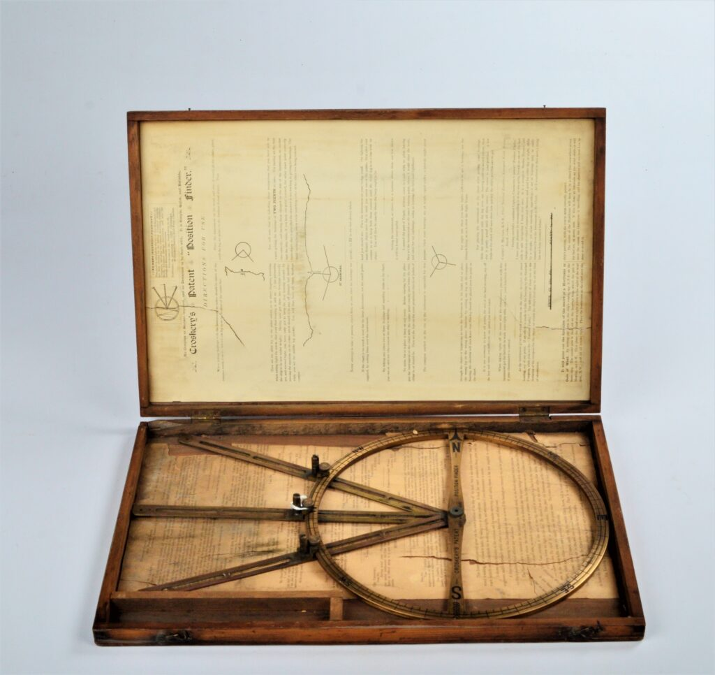 Croskery's Patent Position Finder