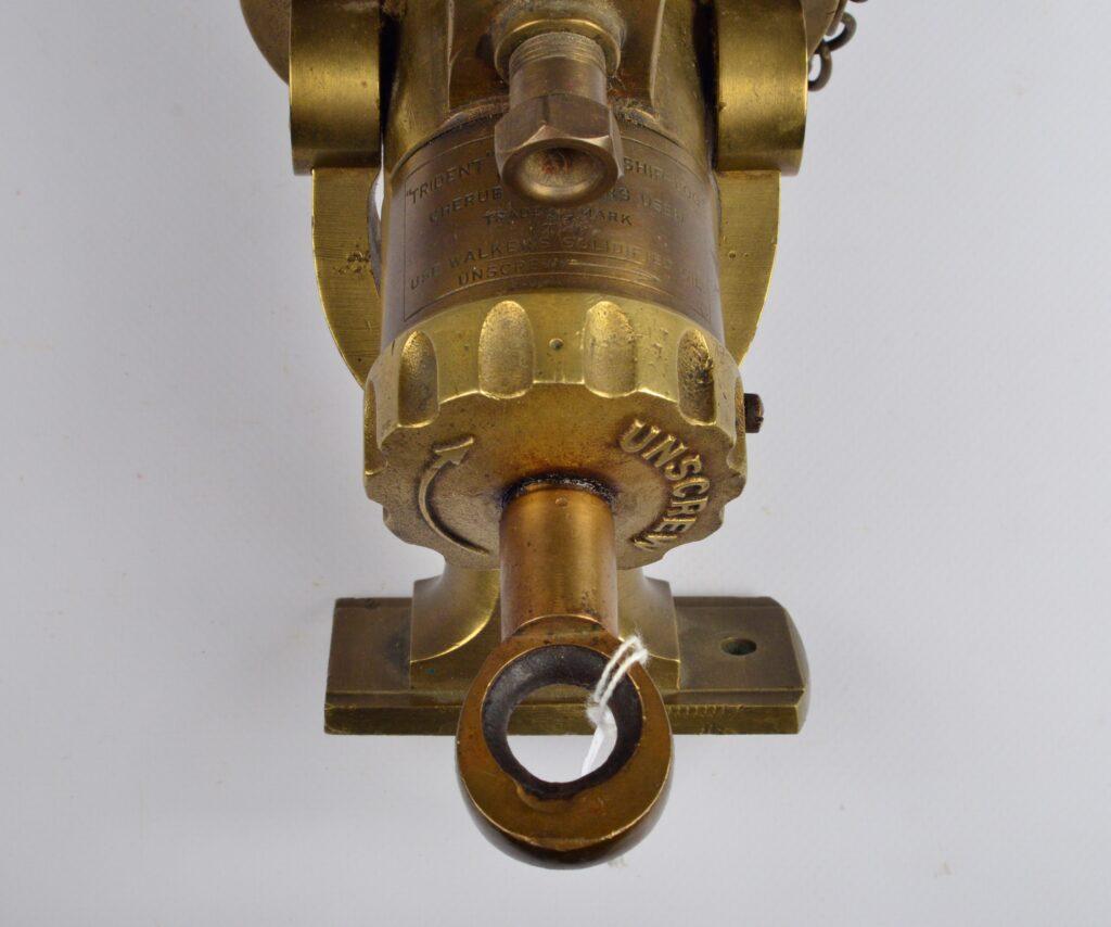 Trident Electric Taffrail Log Mark III – Walker's, Birmingham, England, ca.1940