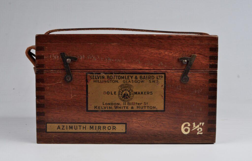 Azimuth Mirror – Kelvin, Bottomley & Baird, Glasgow